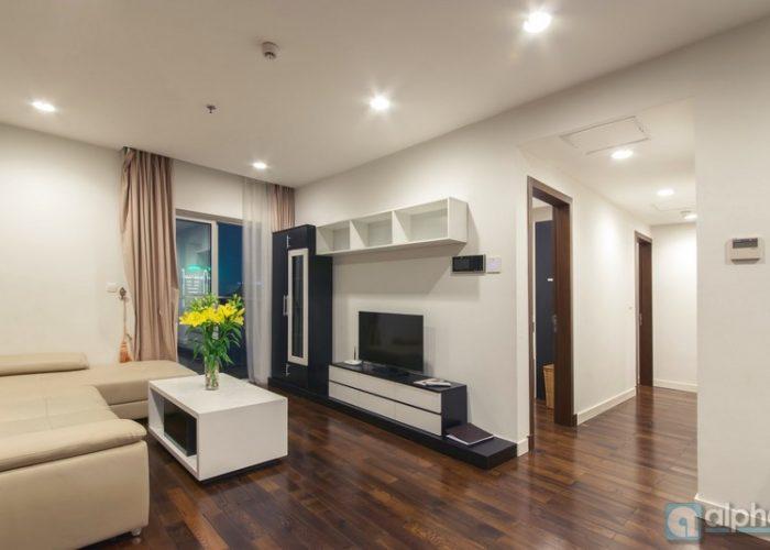 Cho thuê căn hộ cao cấp tòa nhà Lancaster 20 Núi Trúc, Hà Nội