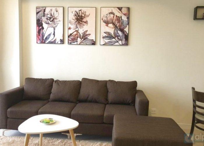 Cho thuê căn hộ 2 phòng ngủ 2 wc tại Kosmo Tây Hồ