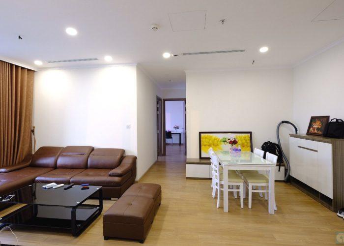 Cho thuê căn hộ 02 phòng ngủ tại Vinhomes Gardenia