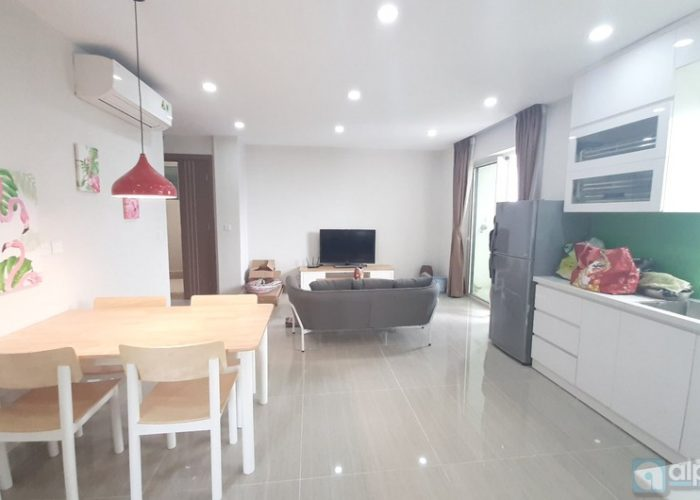 Brand new 02 bedroom apartment in L4 tower, Ciputra Ha Noi
