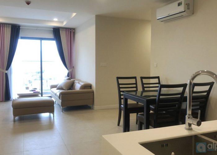 Cho thuê căn hộ 02 phòng ngủ tại Kosmo Tây Hồ Xuân La- Hà Nội