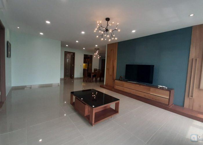 Big three bedroom apartment L4 Ciputra – Hanoi on the high floor