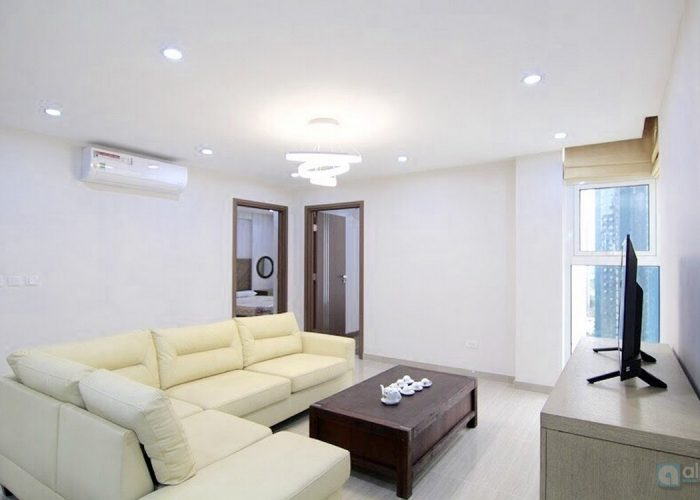Shining 3br apartment rentals in L3 builing – Ciputra Hanoi
