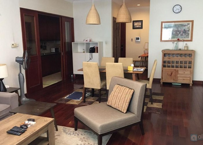 Apartment for rent in City Center – Vincom Ba Trieu