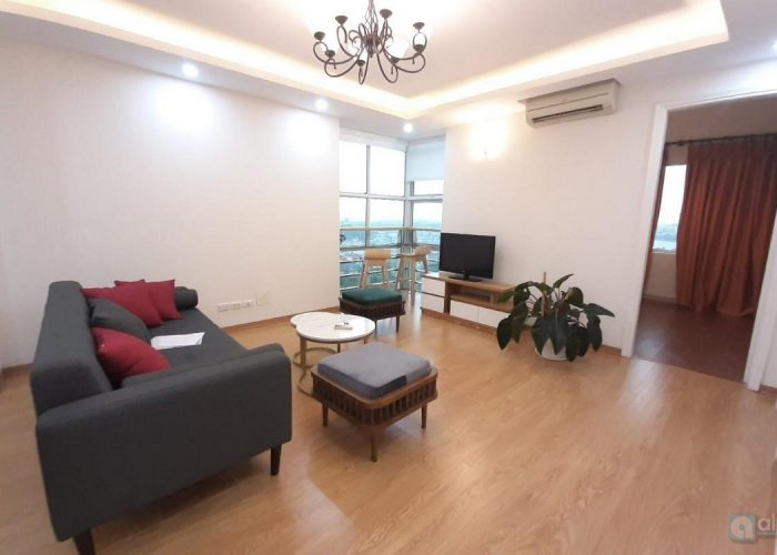 Cho thuê căn hộ 3 phòng ngủ tại Ciputra giá tốt