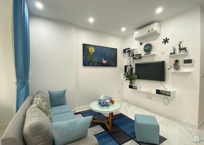 Cho thuê studio sáng đẹp tại D 'El Dorado, view hồ thoáng mát