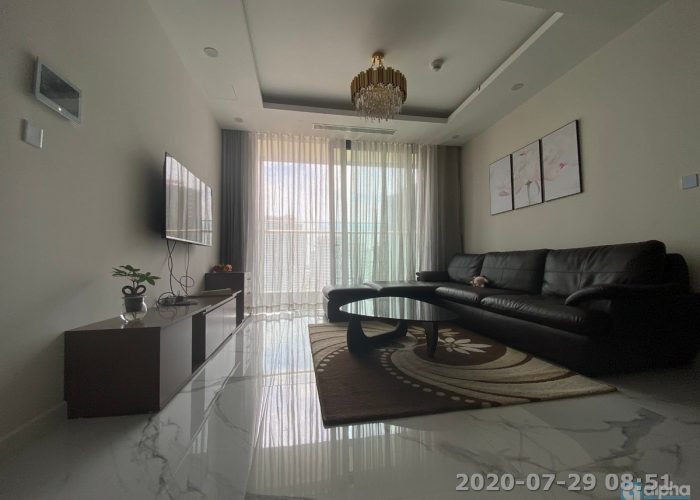Full furnished apartment for rent in S5 – Sunshine City