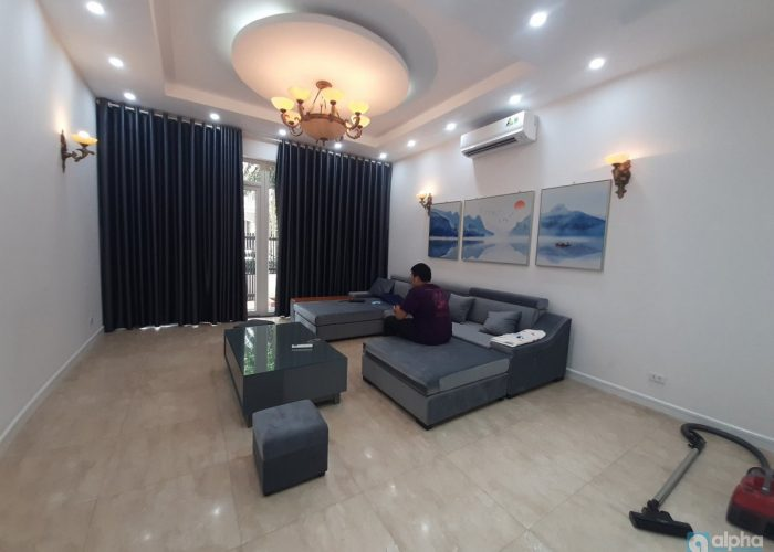 Rehabilitate villas for rent in Ciputra Hanoi