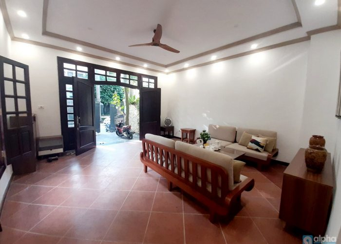 Simple villas for rent in C Block – Ciputra Hanoi